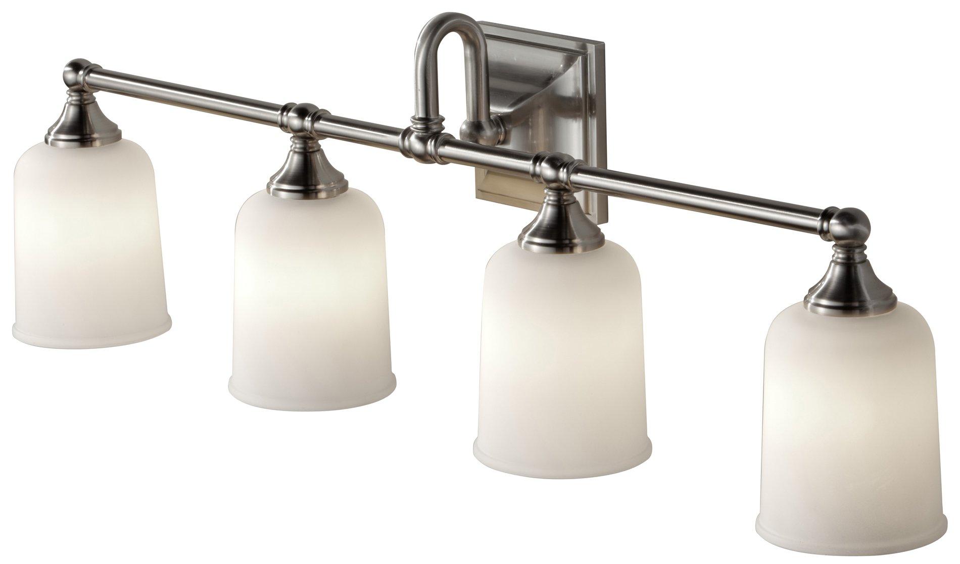 Murray feiss vs27004 bs harvard transitional bathroom for Murray feiss bathroom lighting fixtures