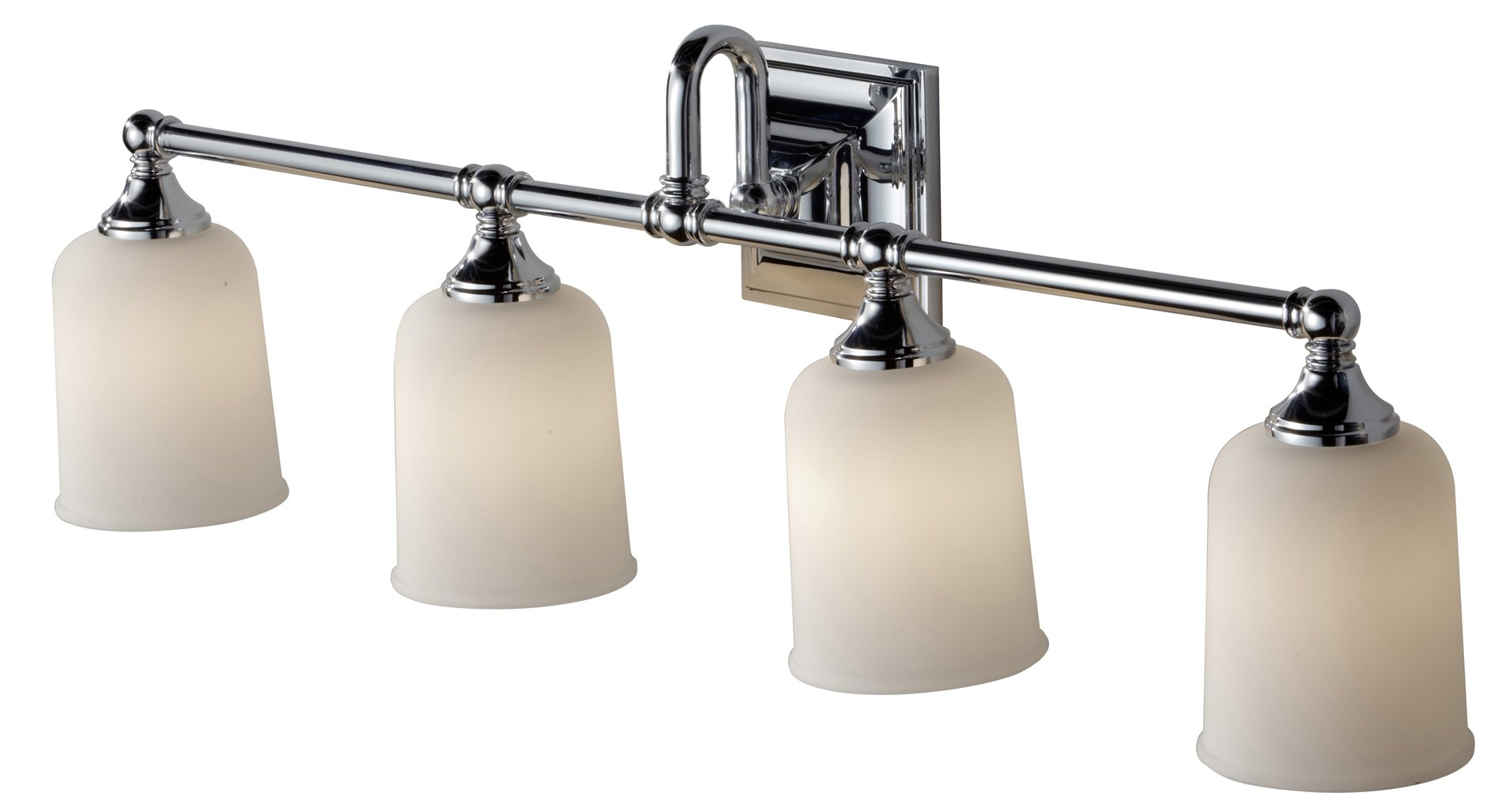 Murray feiss vs27004 ch harvard transitional bathroom for Murray feiss bathroom lighting fixtures