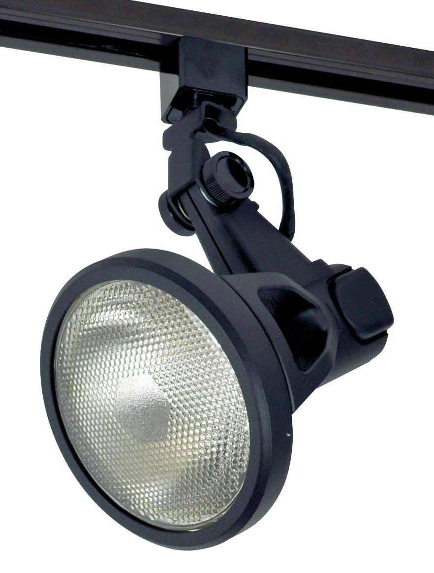 Nora Lighting NTH 133 Belgium Trademark Track Head With LED PAR38 Track Li