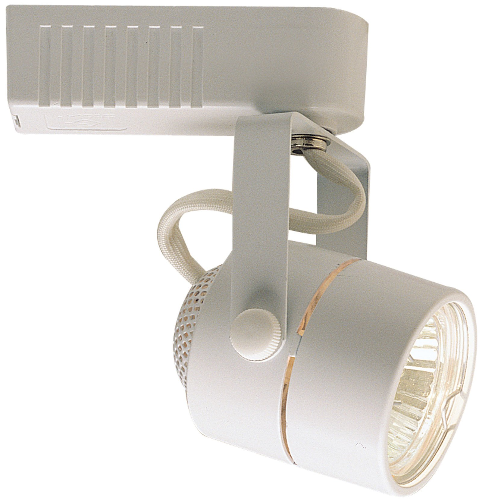 Nora lighting ntl 203 cylinder low voltage track light with integral w off white aloadofball Images
