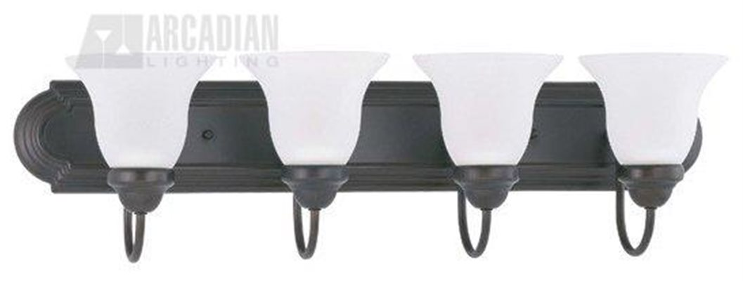 Nuvo Lighting 60/3353 Ballerina ES Energy Efficient Traditional Bathroom / Vanity Light NUV-60-3353