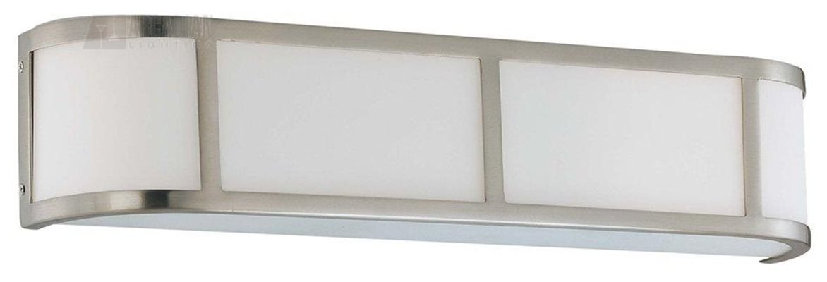 Energy Efficient Light Bulbs Bathroom Vanity : Odeon ES Energy Efficient Transitional Bathroom / Vanity Light - XVUN-3083-06