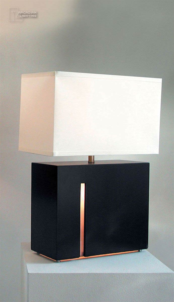 Nova Lighting 0283DC Zen Contemporary Standing Table Lamp