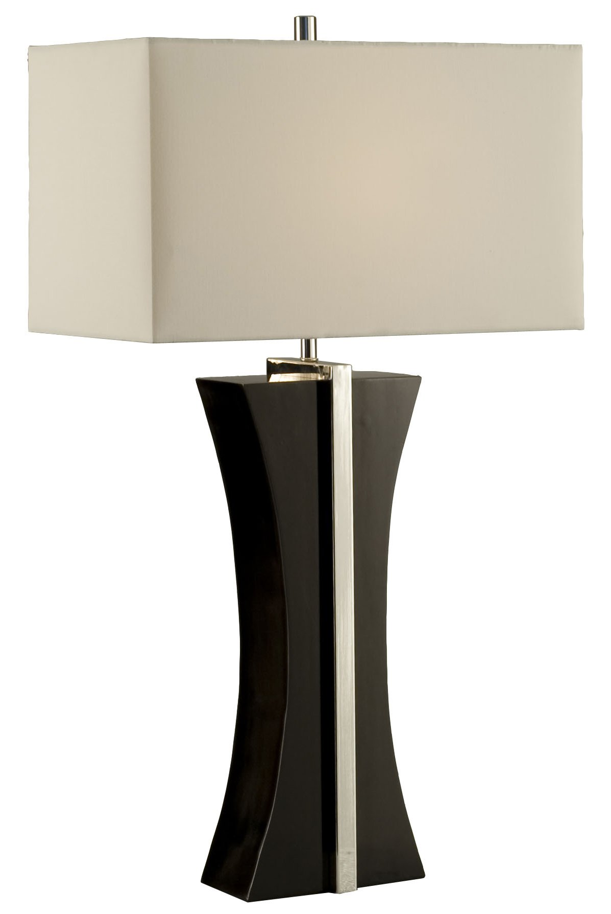 nova lighting 1010046 ridgeway modern contemporary table