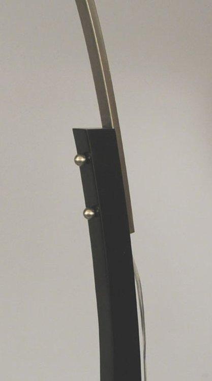 Nova Lighting 2110003 Plimpton Transitional Arc Floor Lamp