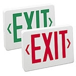 Exit Signs / Emergency Lights