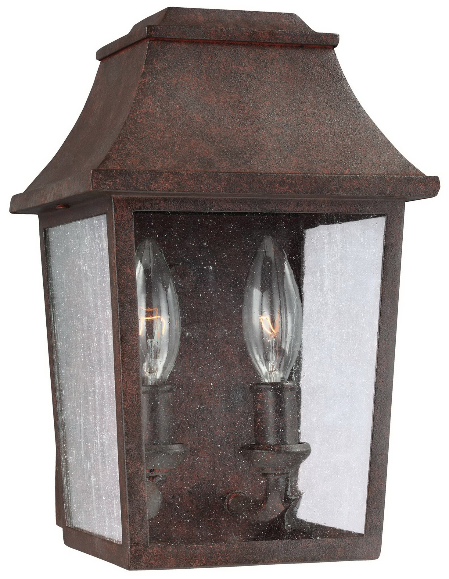 Wall Sconces Murray Feiss : Murray Feiss OL11900PCR Estes Traditional Outdoor Wall Sconce MRF-OL11900PCR