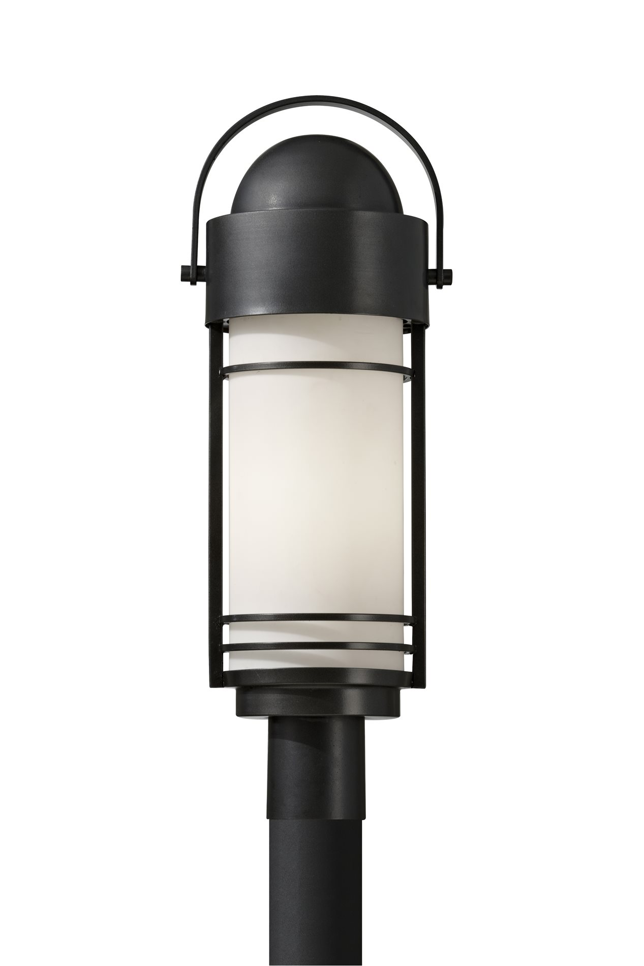 Murray feiss ol8308drc carbondale modern contemporary for Contemporary outdoor post light fixtures
