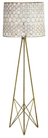Oly Serena Floor Lamp - OLY-SERENA-FLOOR-LAMP