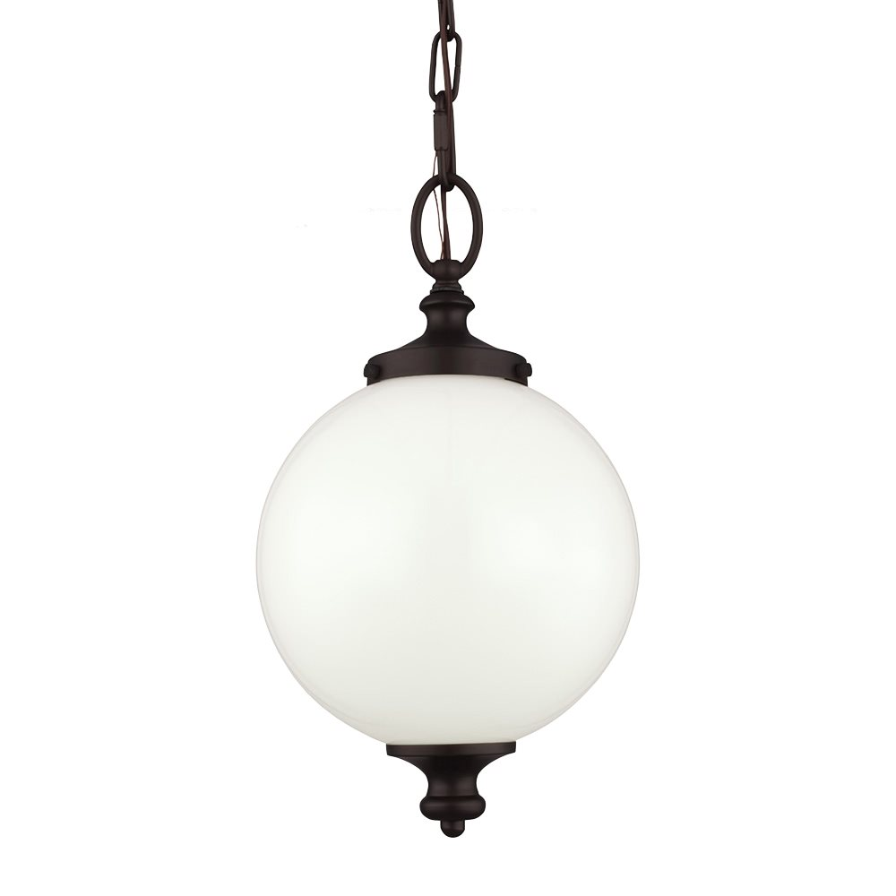 Murray Feiss Ceiling Fan Light Kit: Murray Feiss P1296ORB Parkman Traditional Mini Pendant