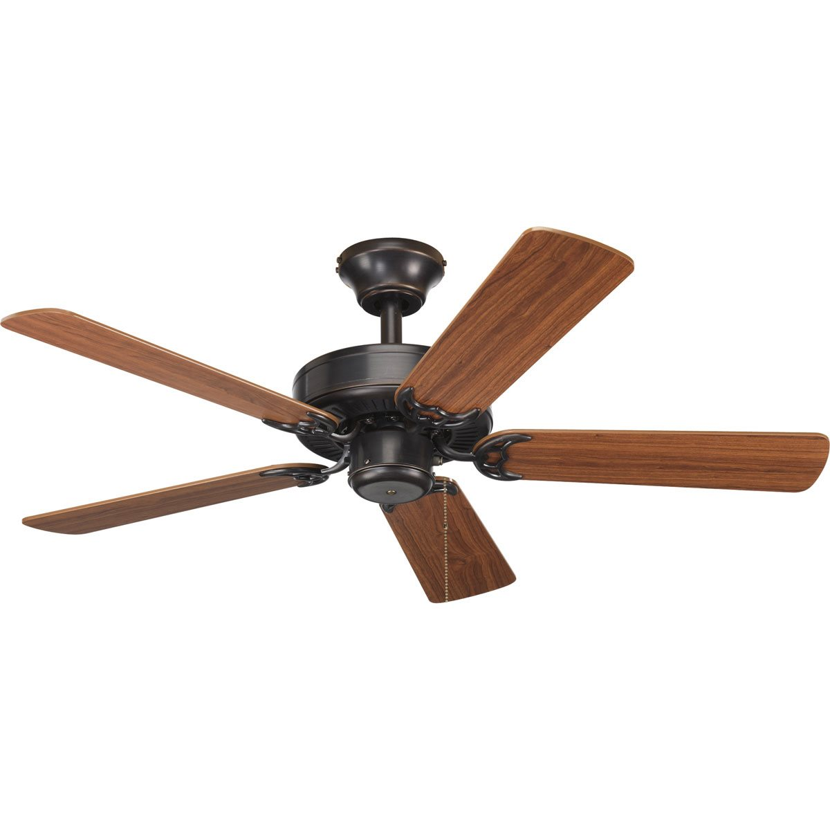 Old Ceiling Fans : Airpro p quot builder transitional ceiling fan pg