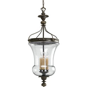 Progress Lighting P2879 77 Fiorentino Traditional Foyer Light PG P2879 77