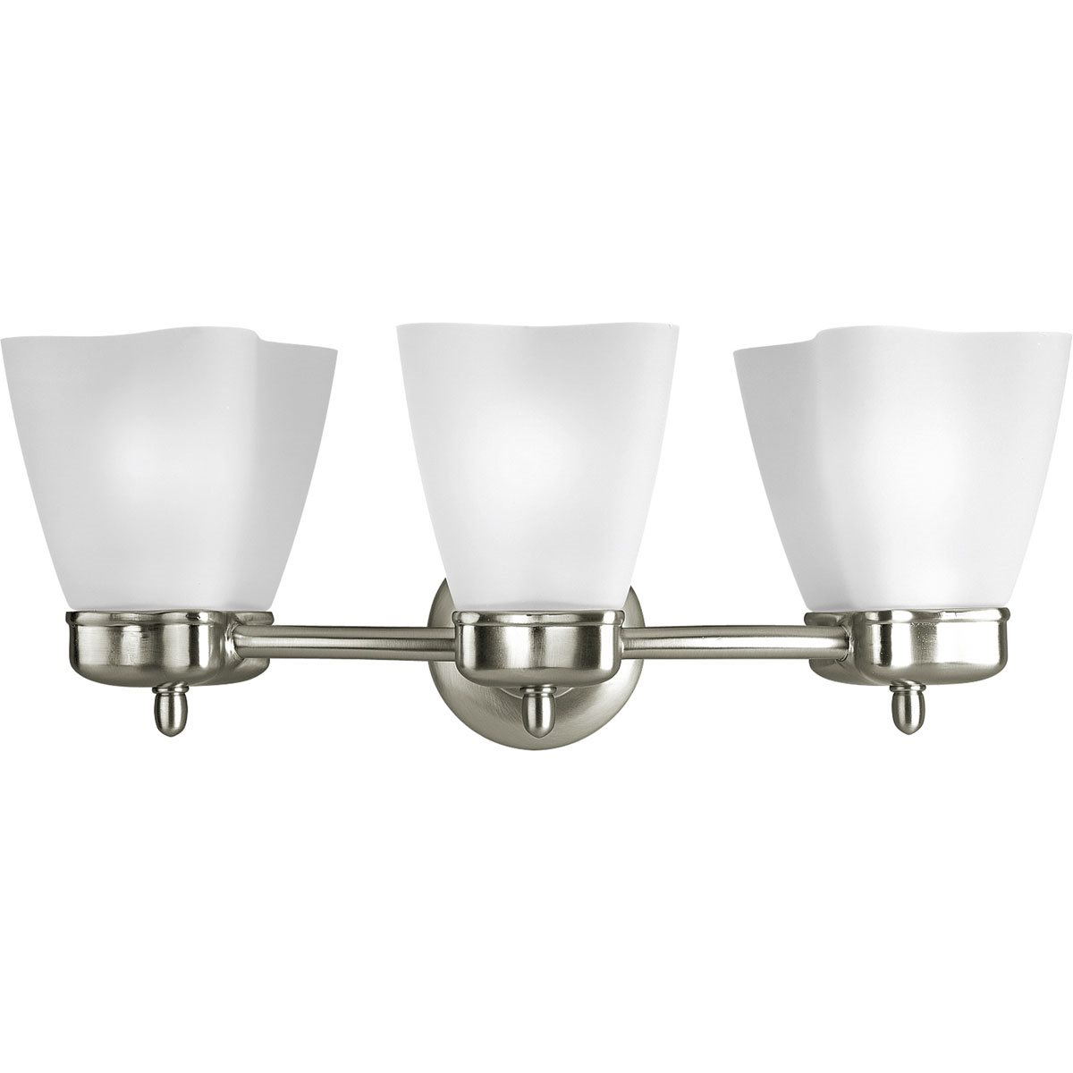 Delta Bathroom Vanity Lights : Delta P3242-09 Michael Graves Modern / Contemporary Bathroom / Vanity Light PG-P3242-09