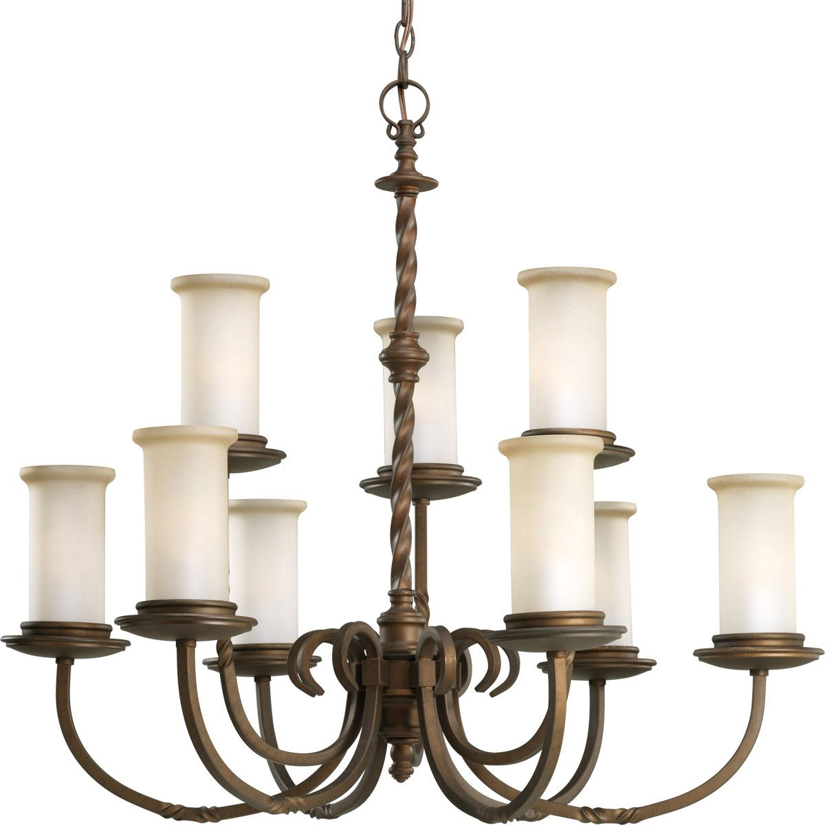 thomasville lighting p4179 102 santiago traditional 9 light chandelier pg p4179 102