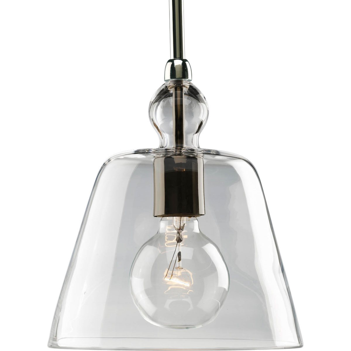 progress lighting p5184 104 one light transitional pendant