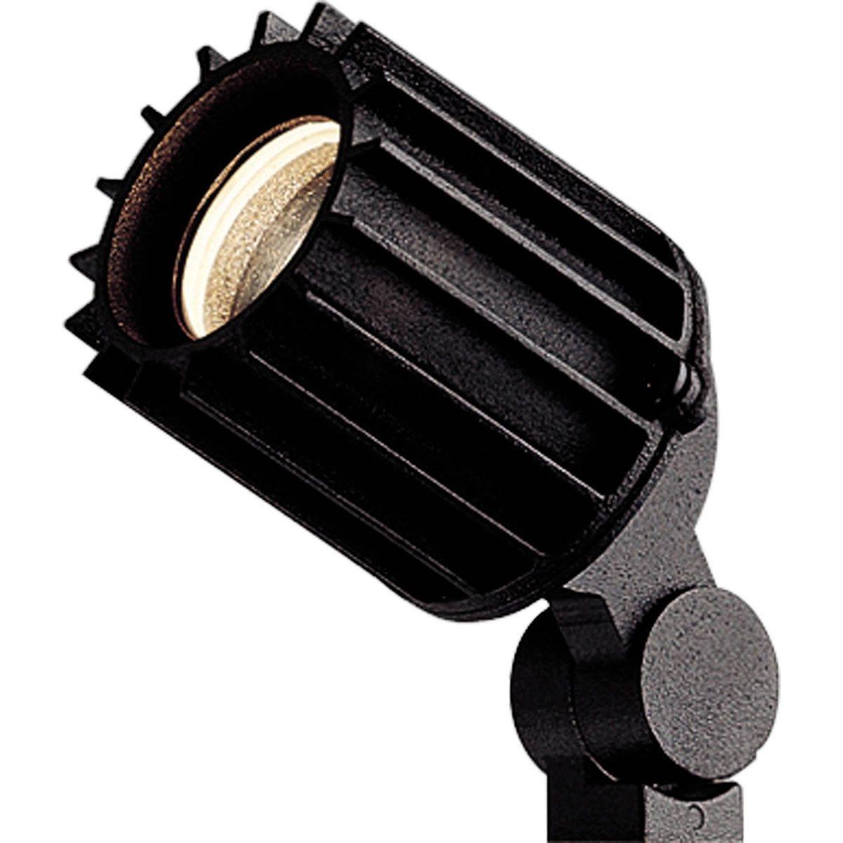 Progress lighting p5230 31 landscape 12v utility spotlight for 12v outdoor lighting fixtures