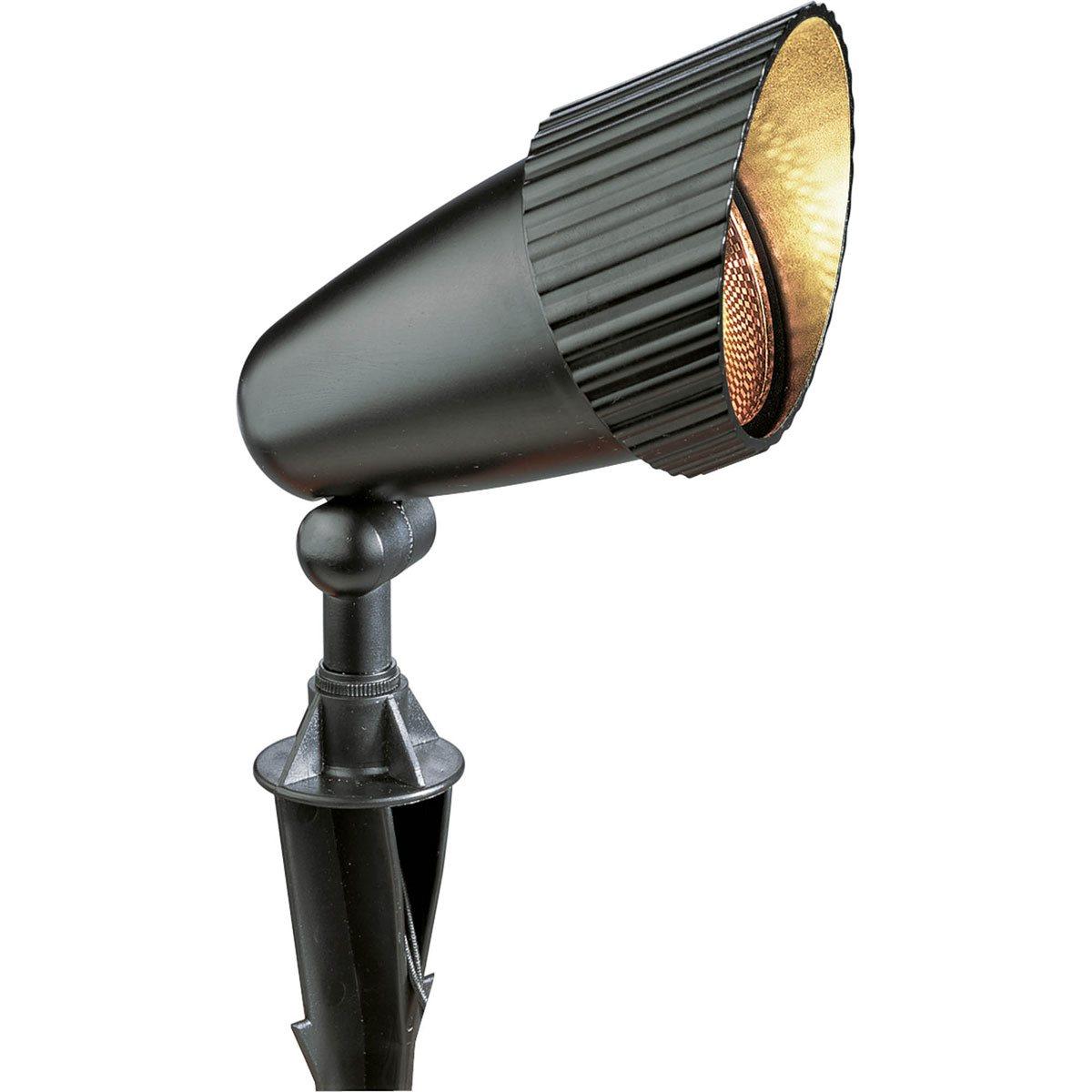 Progress lighting p5279 31 12v composite accent light pg for 12v outdoor lighting fixtures