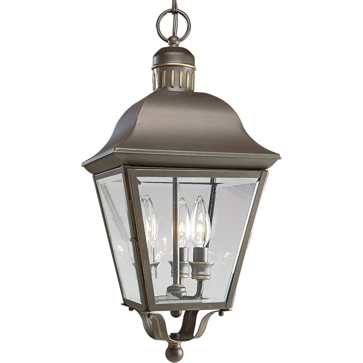 Traditional Outdoor Pendant Lighting : Progress lighting p andover traditional outdoor