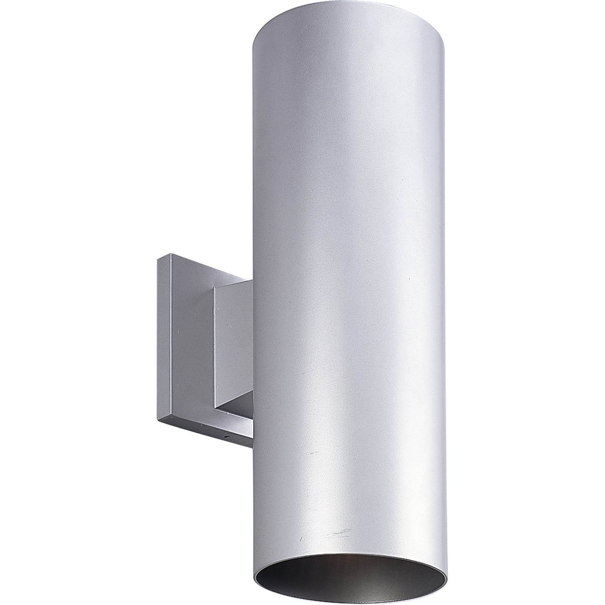 Progress Lighting P5675 5 Aluminum Cylinder Outdoor Wall Sconce PG P5675
