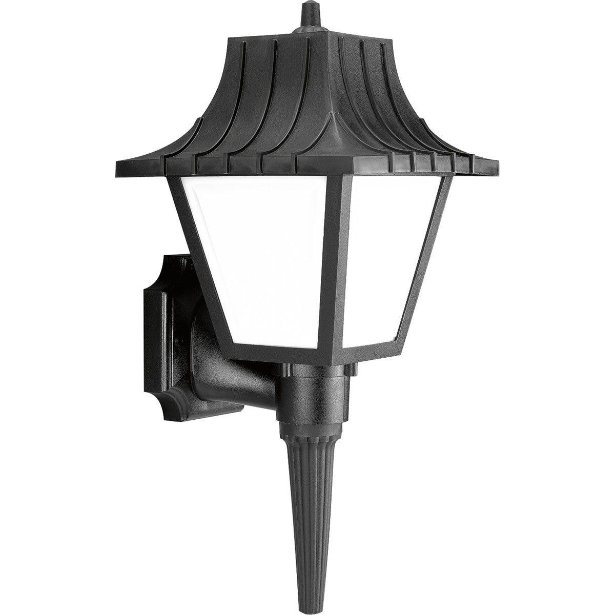 Progress Lighting P5843 Polycarbonate Traditional Outdoor Wall Lantern PG-P5843