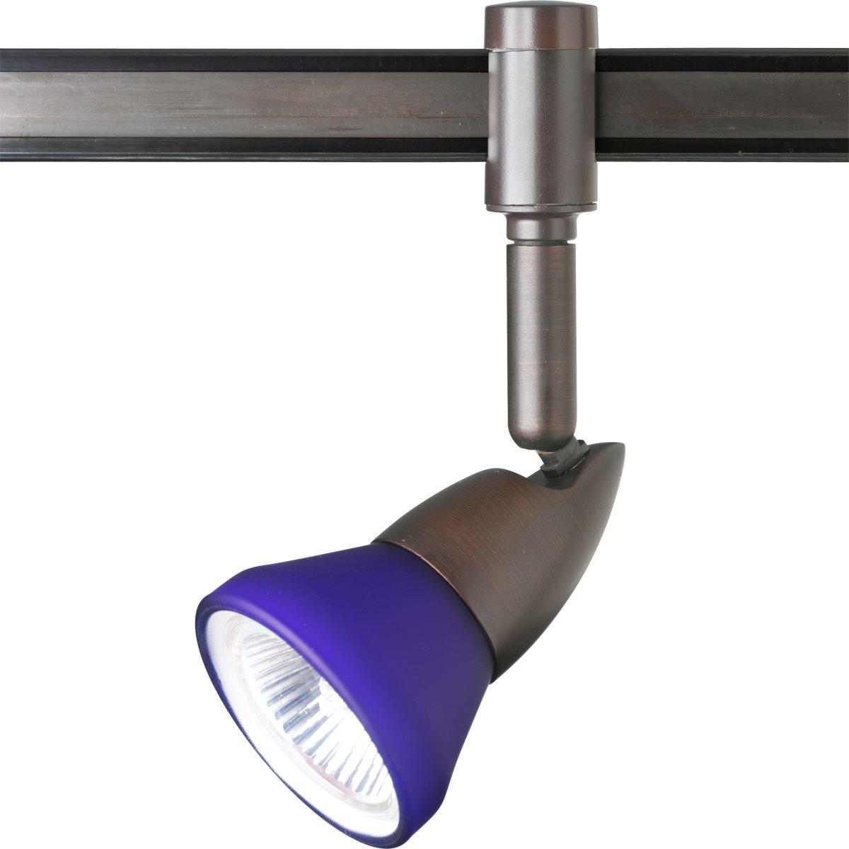 Illuma Flex Track Lighting Installed In A Kitchen From: Progress Lighting P6124-174B Illuma Flex 12V Adjustable