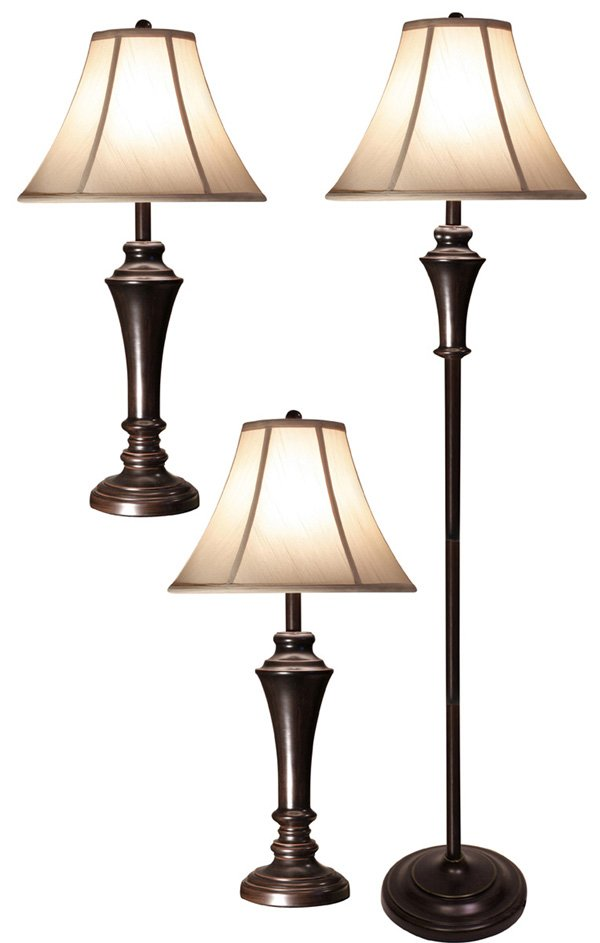 Stylecraft Pg8018 Ds Transitional Table Floor Lamp Stc