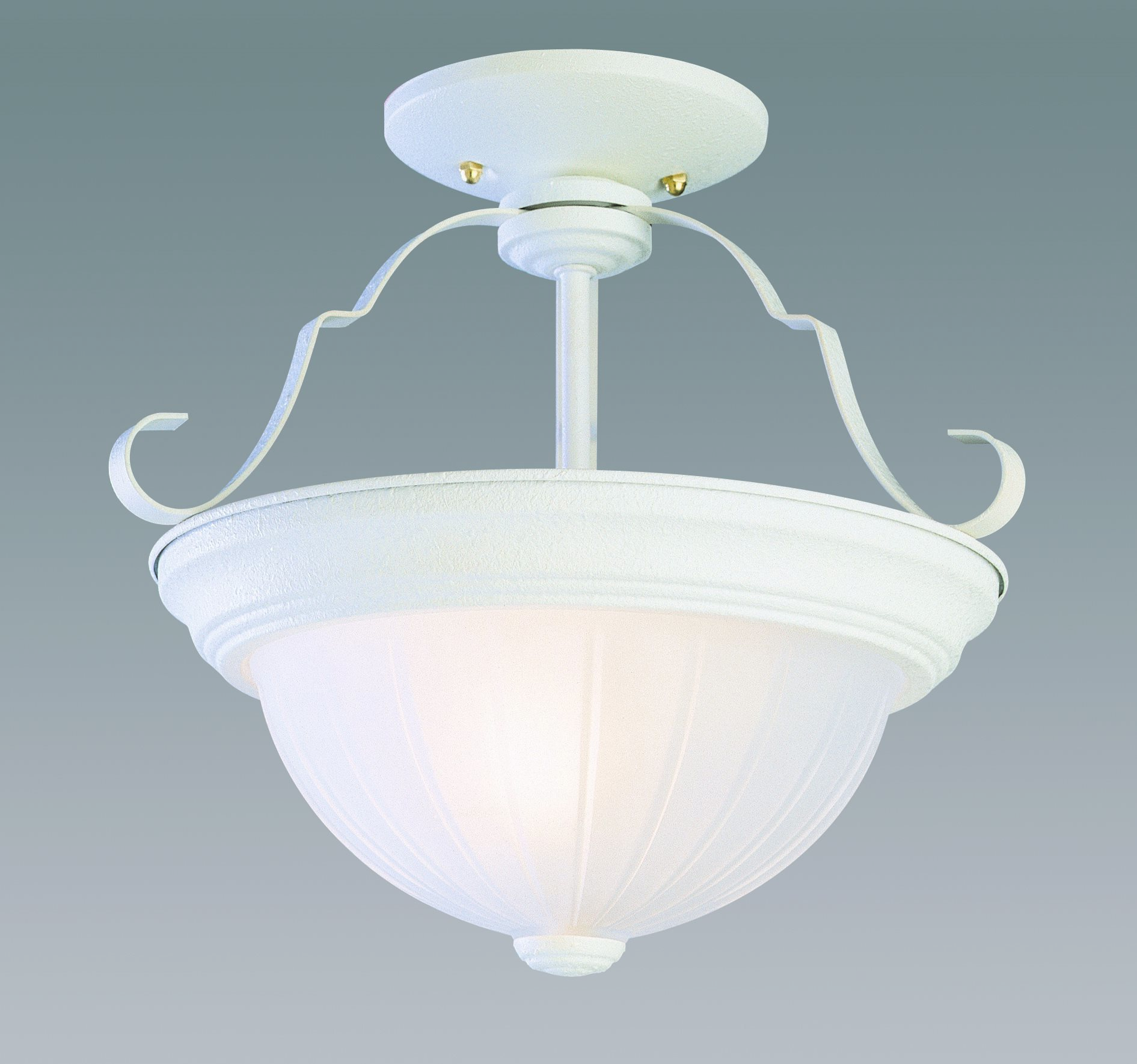 Trans Globe Lighting Pl 13213 Energy Efficient Indoors Transitional Semi Flush Mount Ceiling