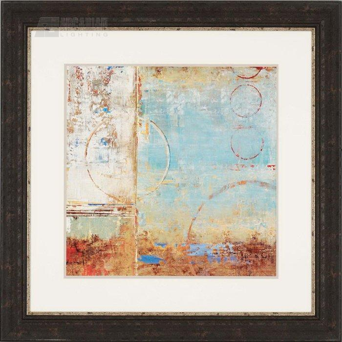 Paragon Picture Gallery 1544 Composition I Framed Wall Art