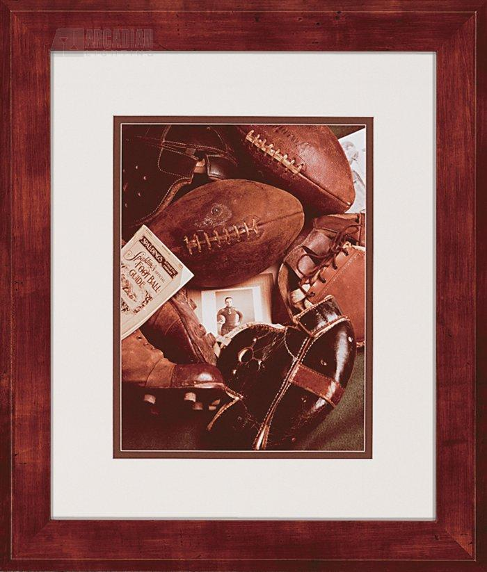Paragon Picture Gallery 3329 Vintage Football Traditional Figurative ...