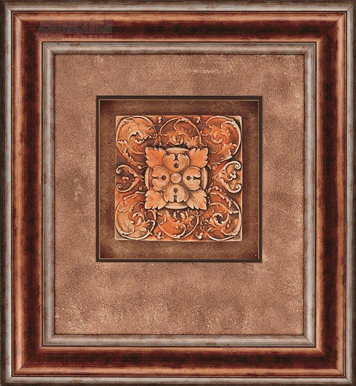 Paragon Picture Gallery 7292 Acanthus Leaf Tile