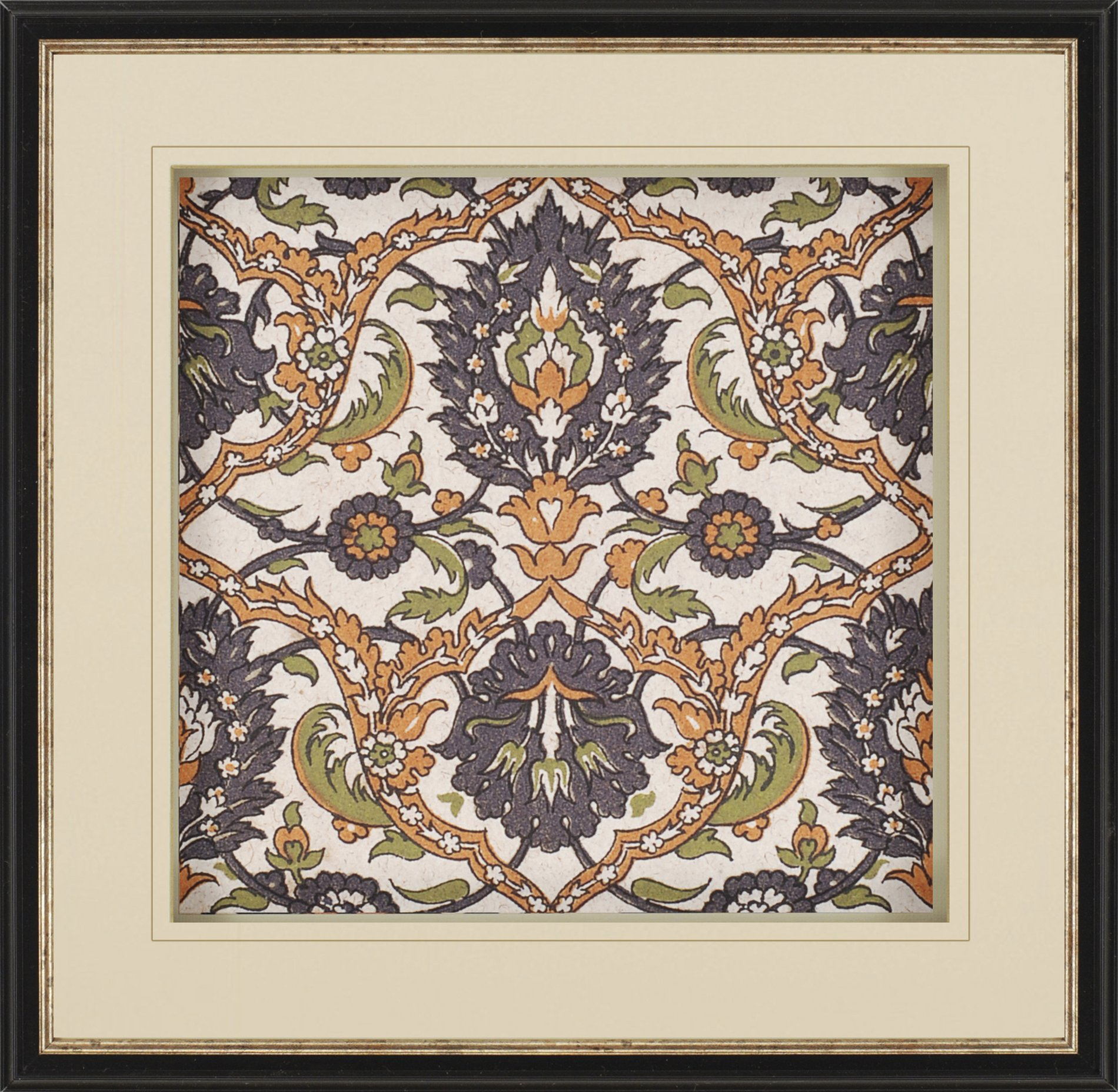 Paragon Picture Gallery 7374 Persian Tiles Iii Traditional