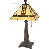 Paul Sahlin Tiffany Table Lamps