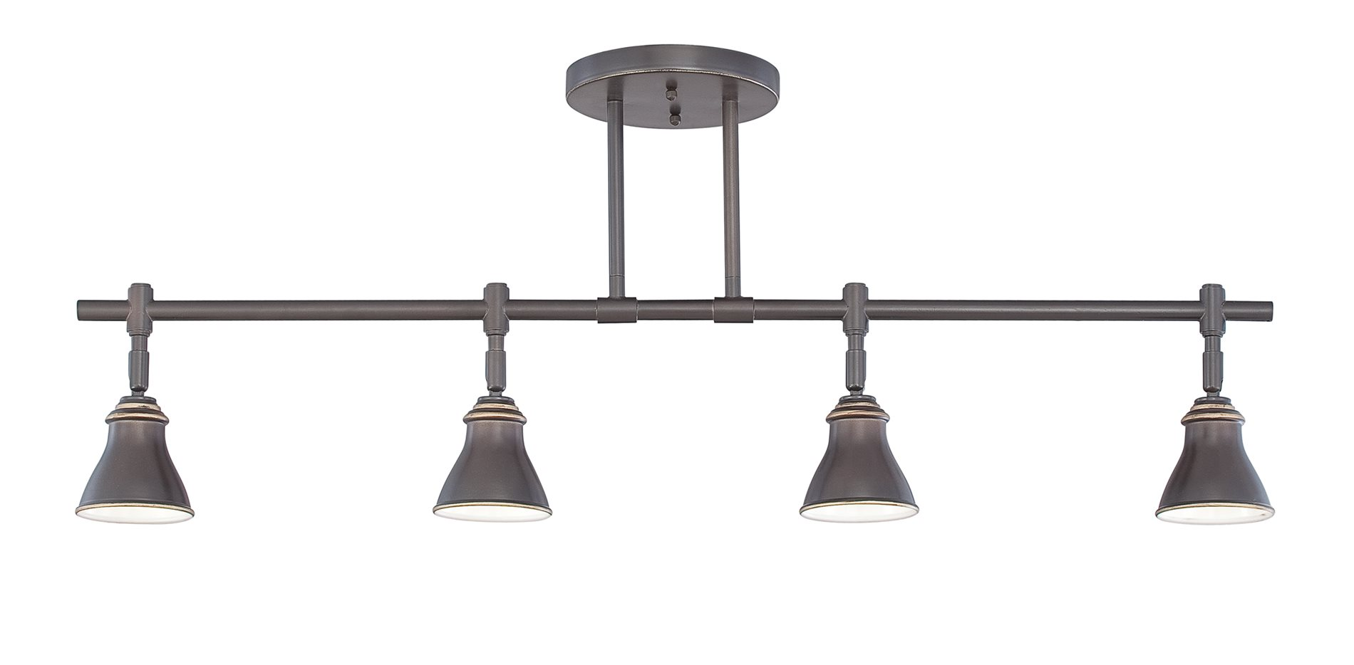Quoizel Qtr10054pn Contemporary Ceiling Track Light Qz