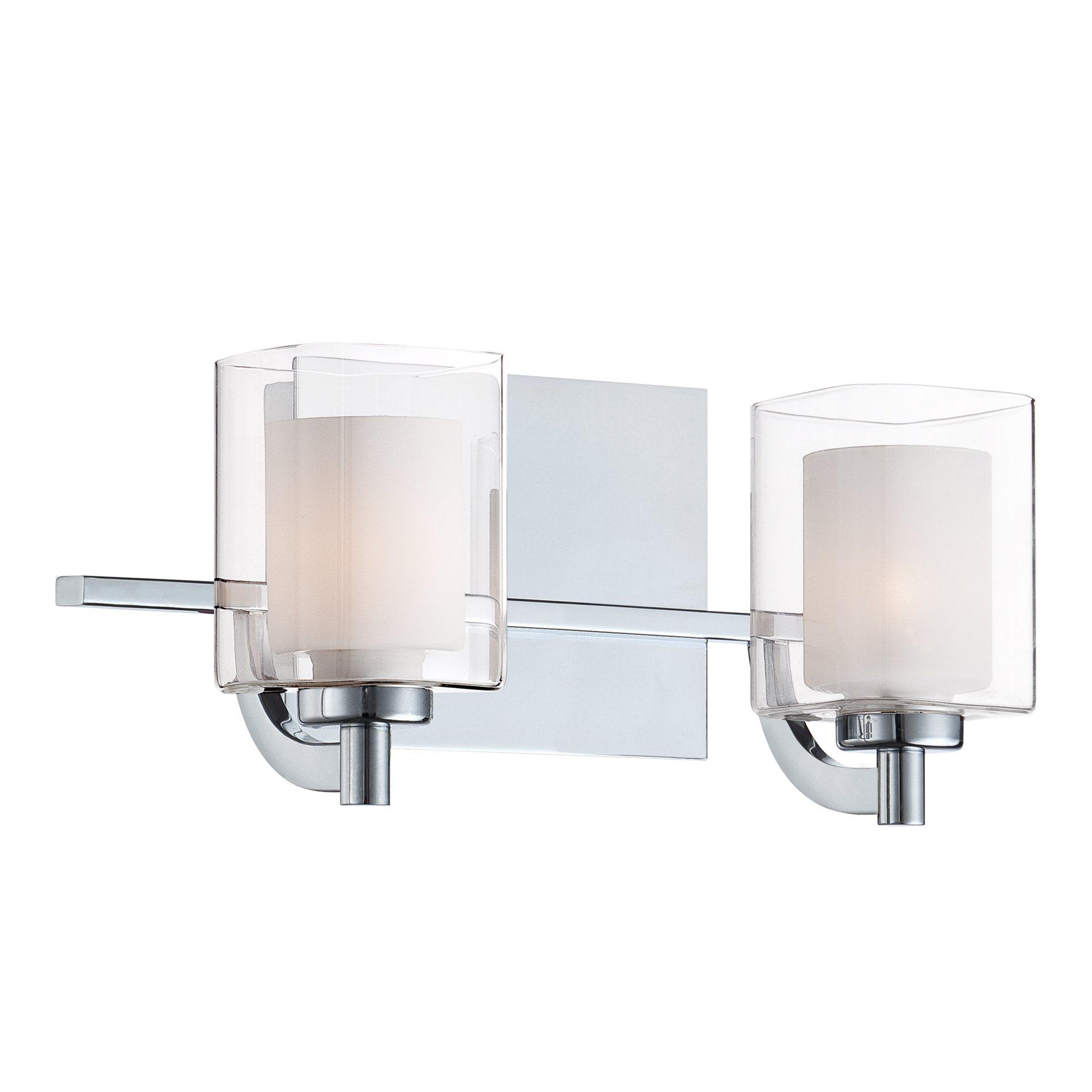 Quoizel klt8602c kolt bathroom light qz klt8602c for Quoizel bathroom lighting