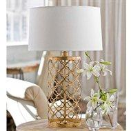 Regina Andrew Design Transitional Mosaic Drum Table Lamp   RAD 13 1061