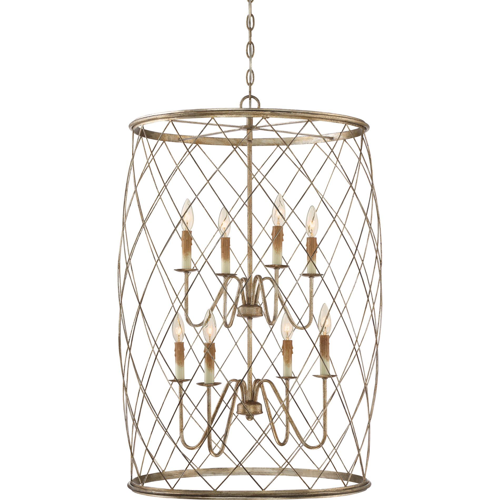 Quoizel Foyer Chandelier : Quoizel rdy cs dury transitional foyer light qz