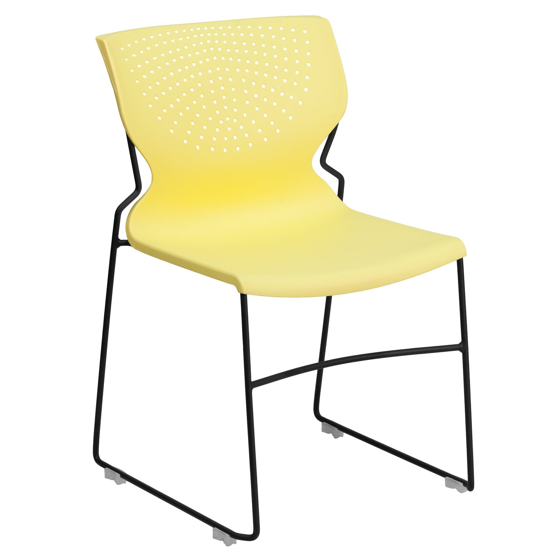 28 miami stack yellow patio chair casbah yellow stacking chair stacking chairs and rattan Home depot patio furniture miami