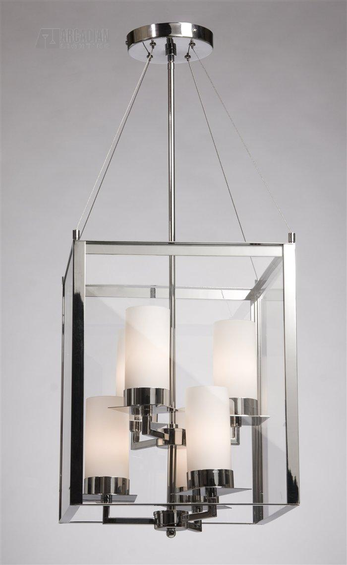 Contemporary Foyer Lighting : Steven and chris sc crawford modern contemporary