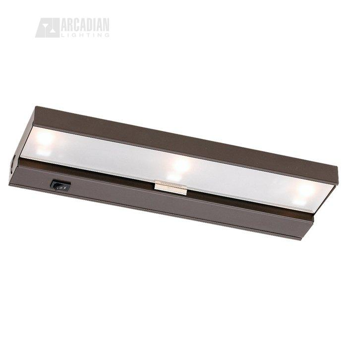 Ambiance 98019 71 14 3x18W Xenon Under Cabinet Task Light
