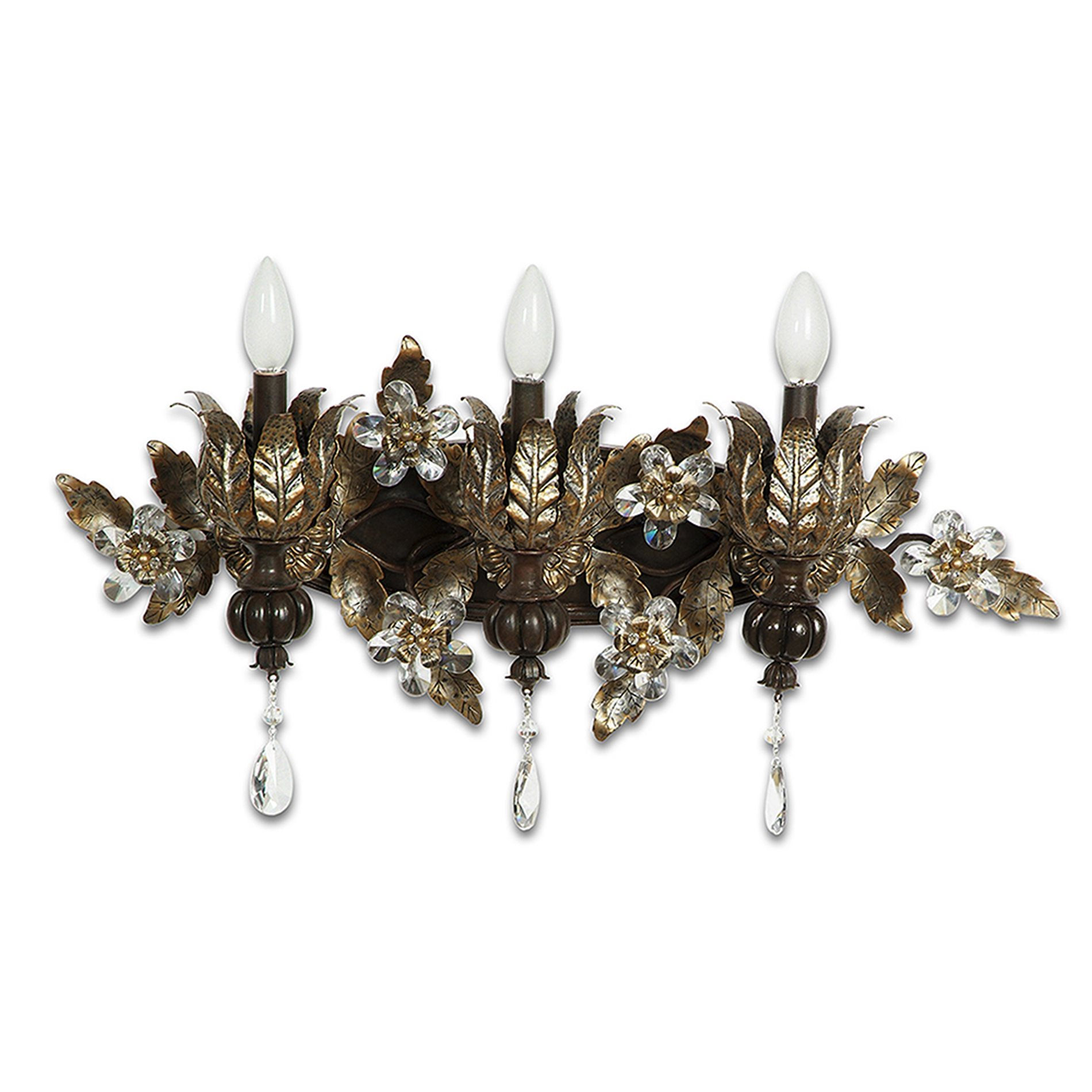 Innovative Lillian August Lighting Regal X Back Mirrored Sconce  Apartment 80