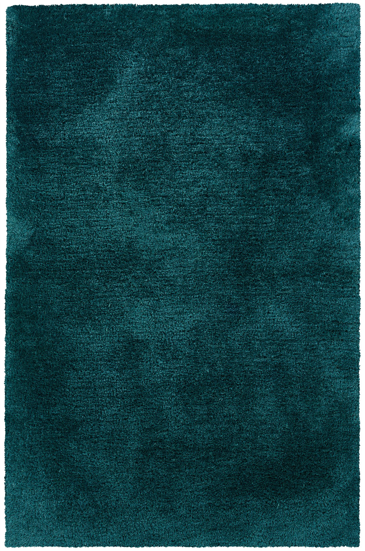 Sphinx C81104 Cosmo Teal Transitional Shag Rug Spx 81104