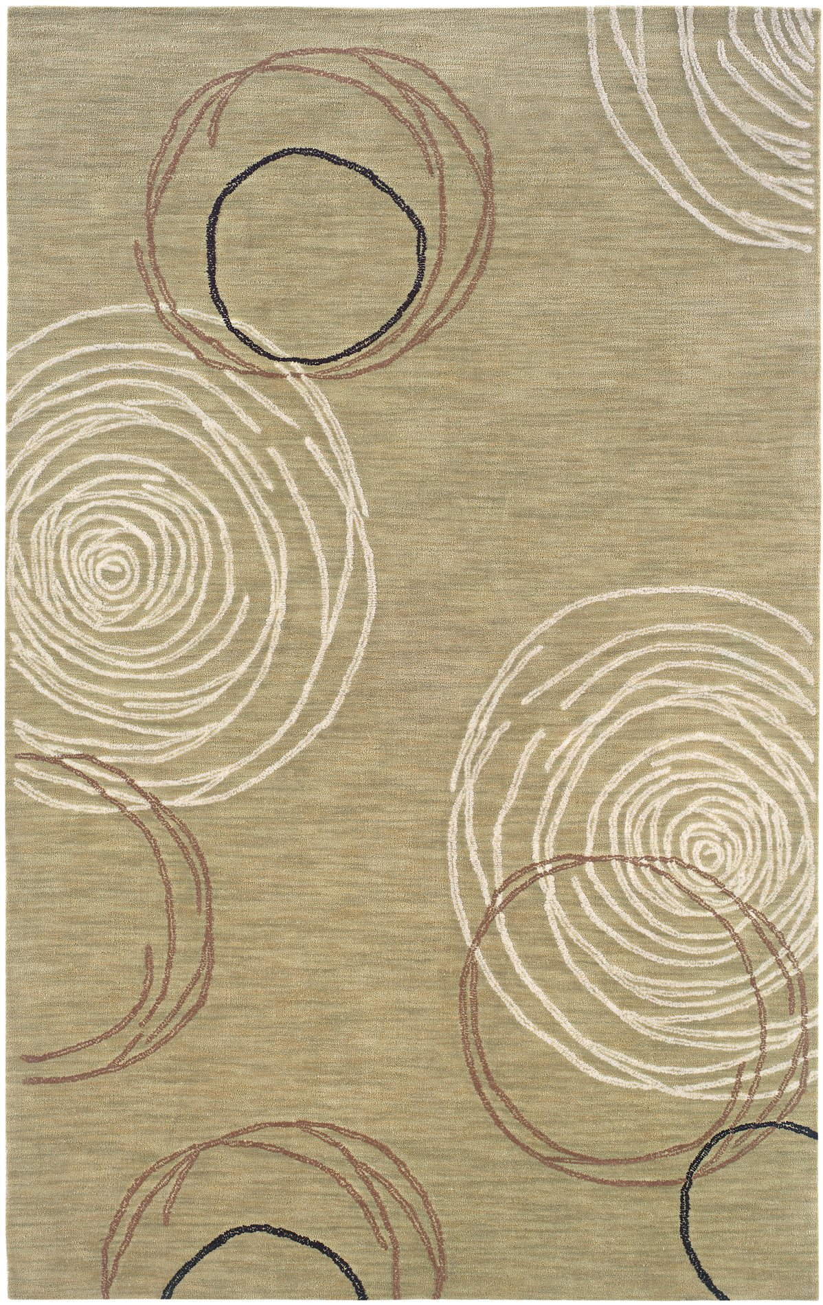 Yosemite Home Decor Sphinx L85404 Lotus Beige Modern Contemporary Rug Spx 85404