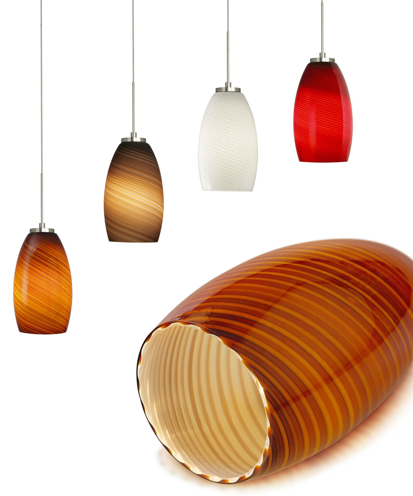Stone Lighting PD185 Java Modern Contemporary Pendant