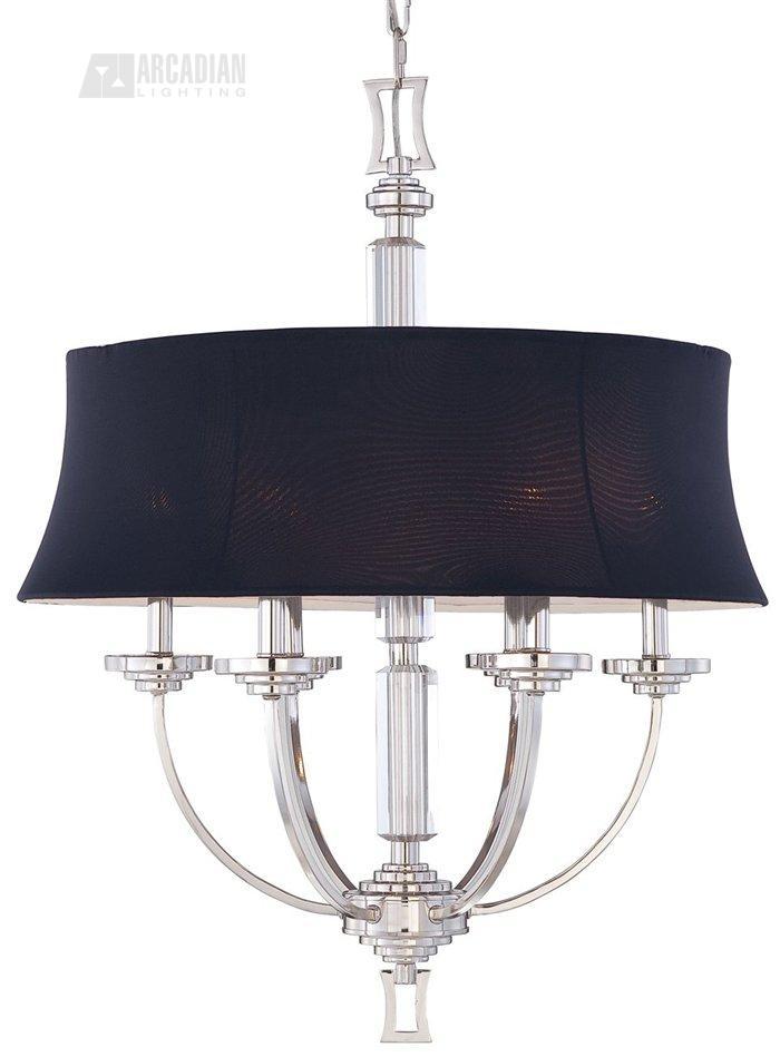 Savoy House Lighting 1 602 6 109 Fairchild Transitional
