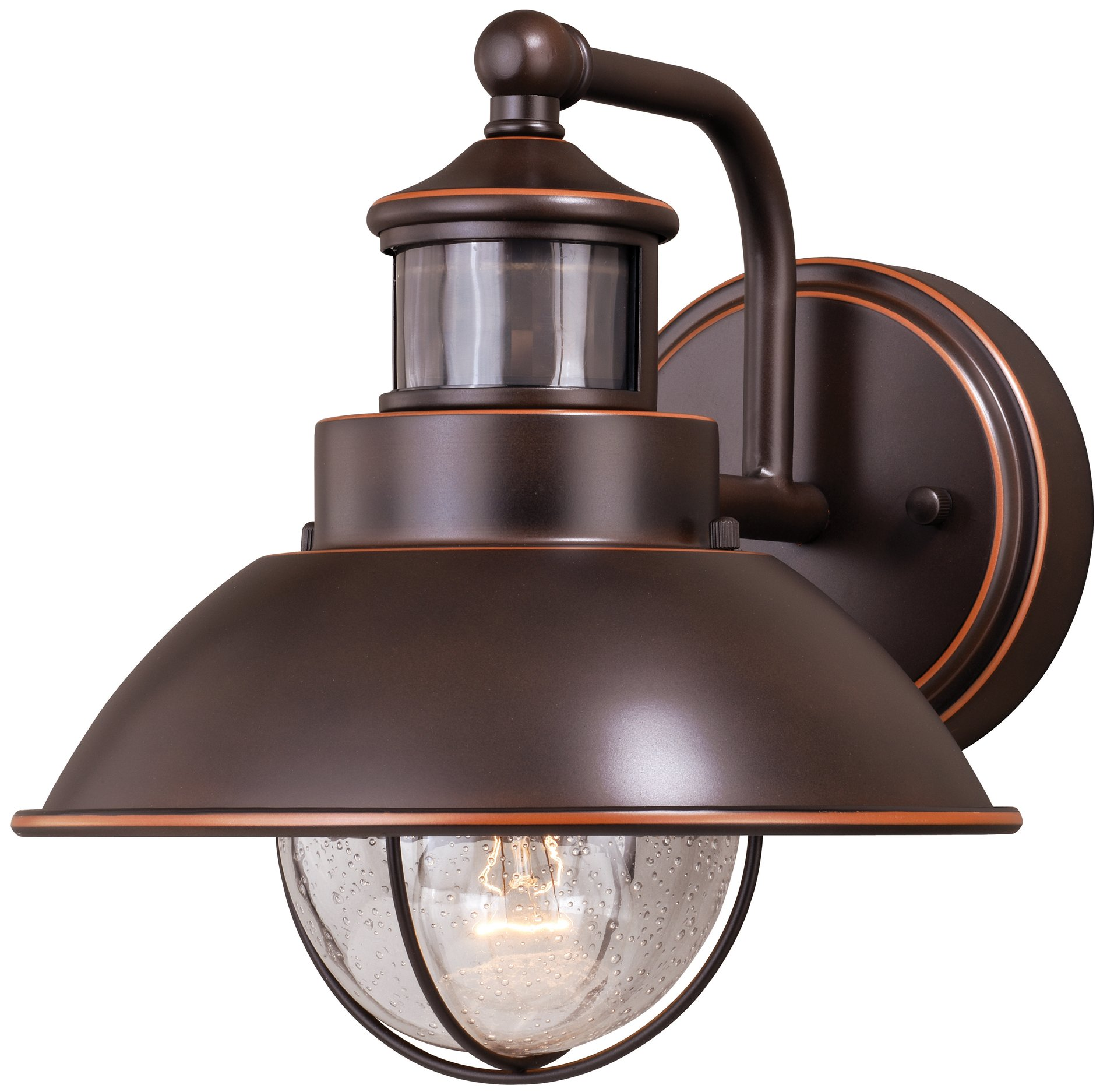 Vaxcel Lighting T0252 Harwich Dualux Transitional Outdoor