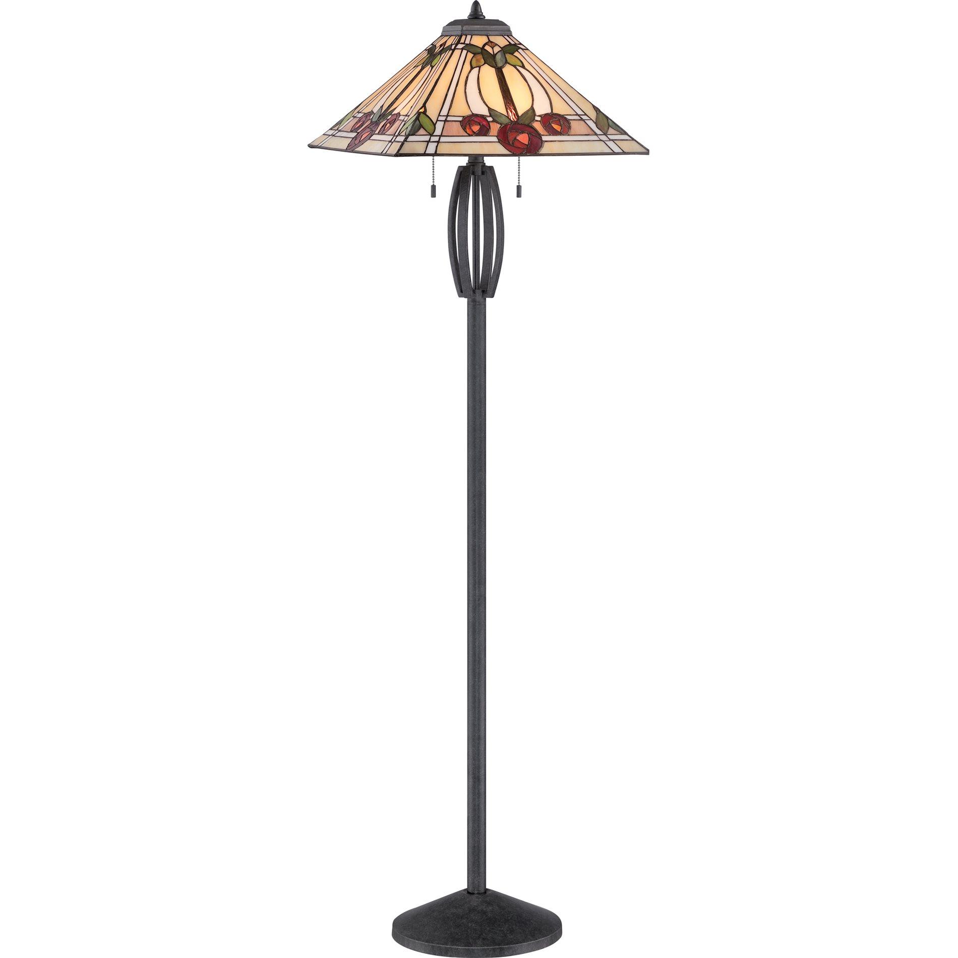tiffany gooseneck light xzq kvf4961ft With tiffany gooseneck floor lamp