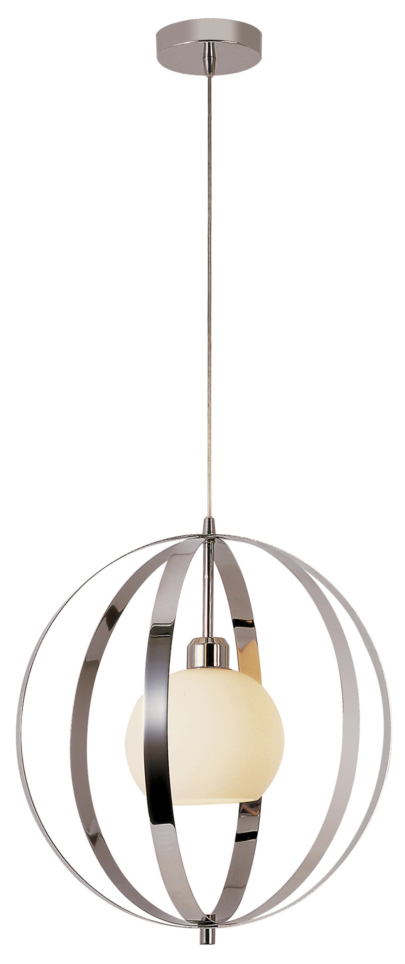 Modern Globe Pendant Lighting : Trans globe lighting pc harlequin modern