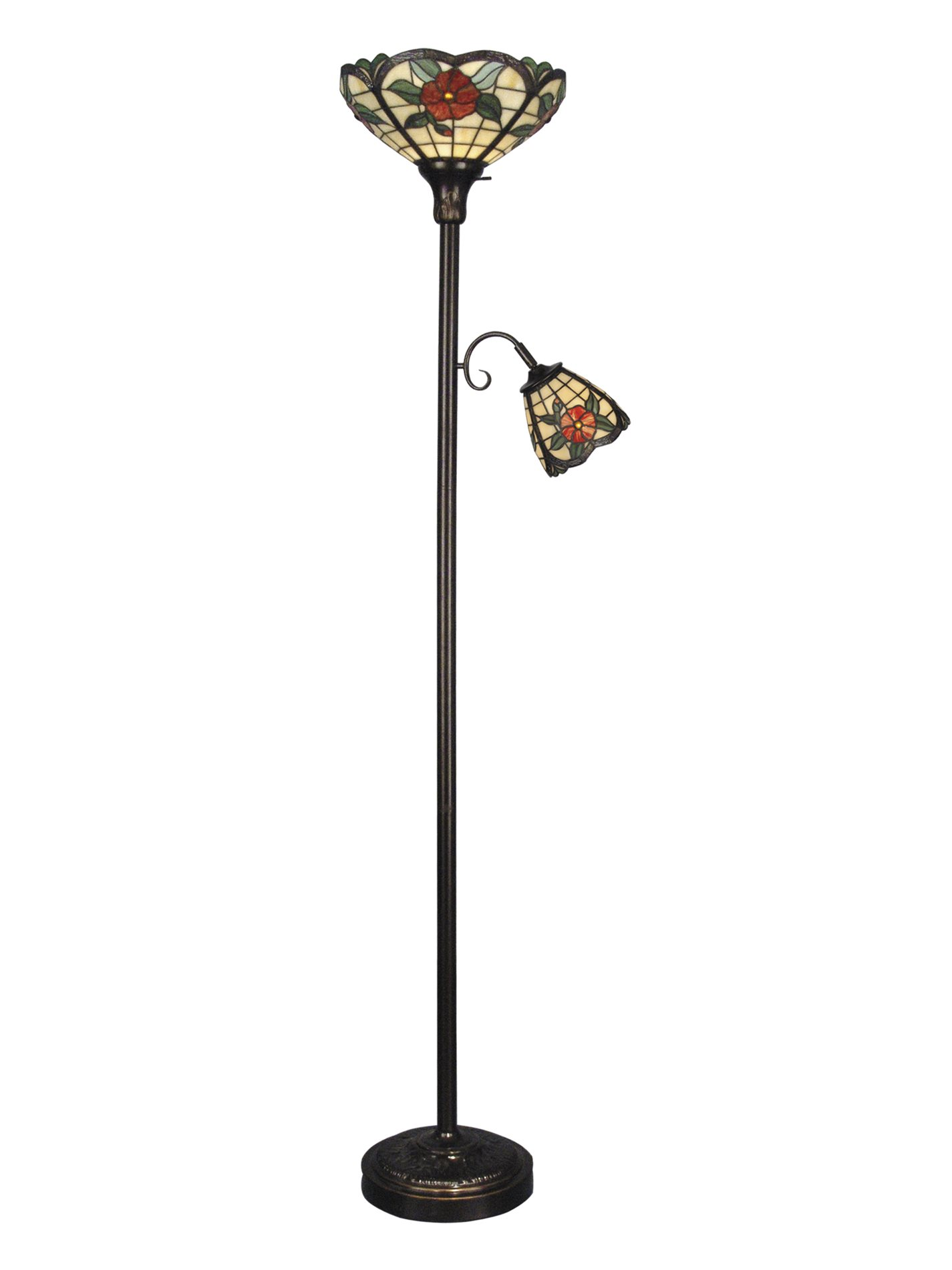 Dale Tiffany Tr90030 Tiffany Torchiere Lamp Dt Tr90030