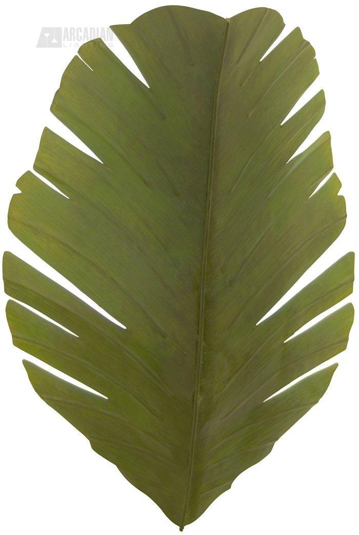 Varaluz 901k02 Banana Leaf Tropical Wall Sconce Vl 901k02