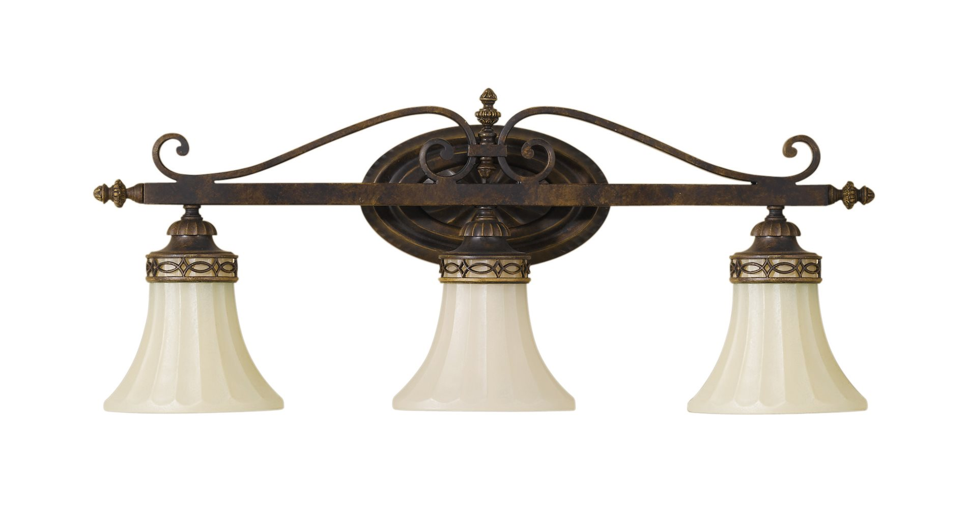 Murray feiss vs12503 wal drawing room traditional vanity for Traditional bathroom vanity lights